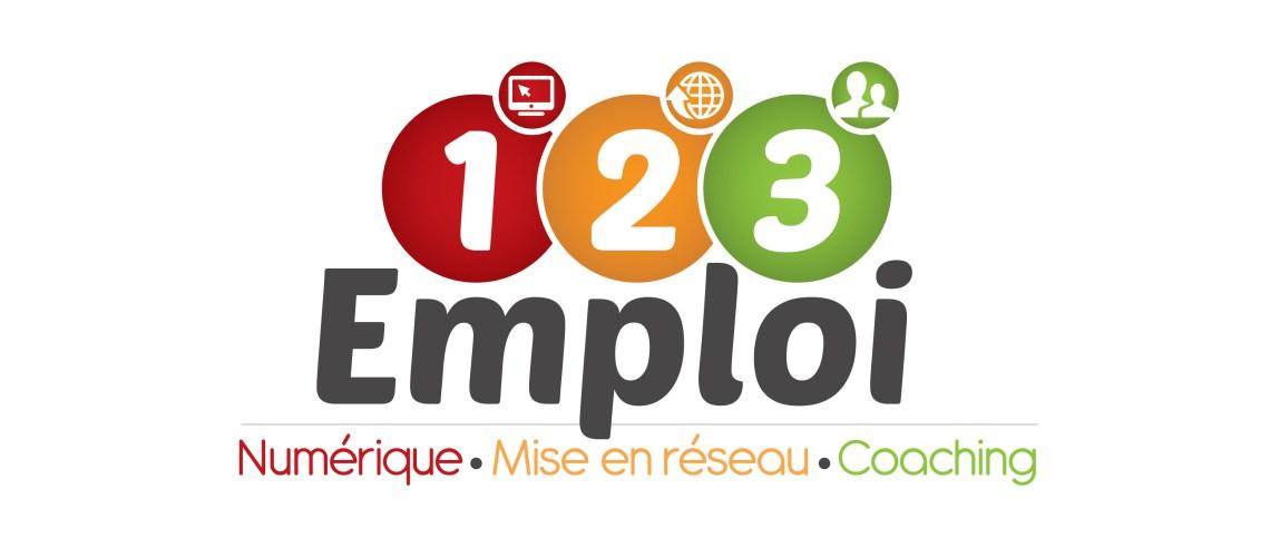 1 2 3 emploi