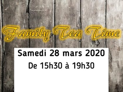 Family Tea Time