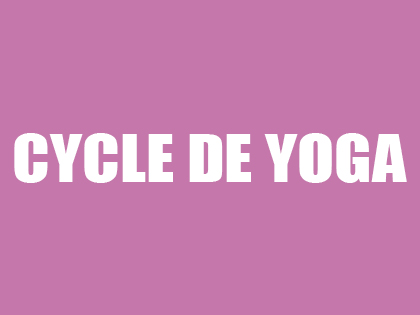 Cycle de Yoga