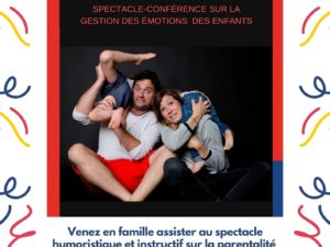 Spectacle conférence