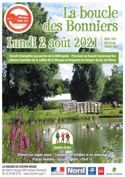 Sortie Les Bonniers