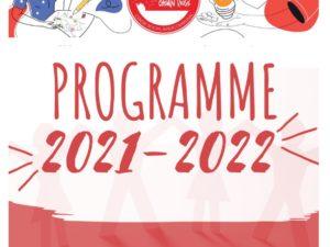 Plaquette année 2021-2022