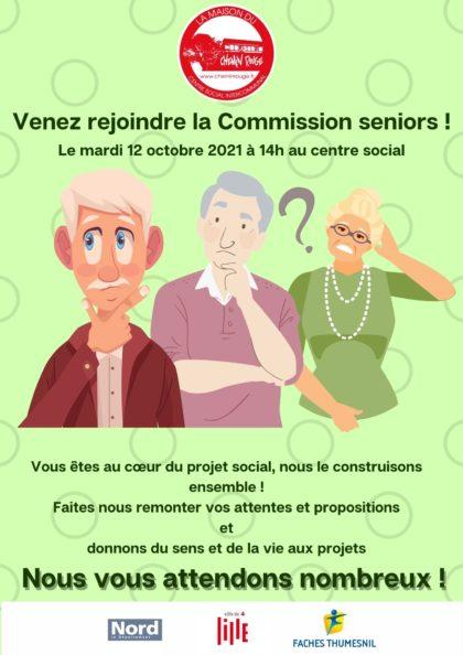 Comisssion Senior